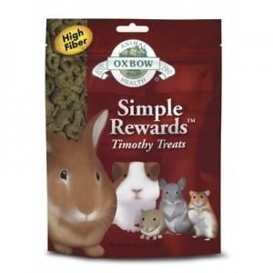 Oxbow Golosinas saludables para conejos y roedores