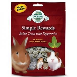 Oxbow Golosinas premium Horneadas para conejos y roedores