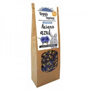 Veggie Toppings Aciano Azul 45 gr para conejos y roedores
