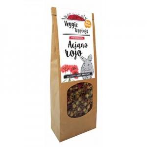 Veggie Toppings Aciano Rojo 45 gr