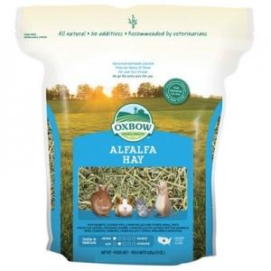 Oxbow Heno de Alfalfa para conejos y roedores 425 gr