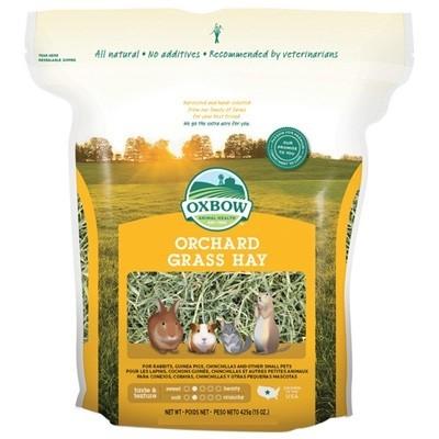 Oxbow Heno Orchard Grass para conejos y roedores