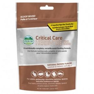 Oxbow Critical care Cuidados Intensivos Papila grano fino para Herbívoros