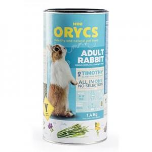 Miniorycs Pienso Natural para Conejo Adulto 1.4 Kg