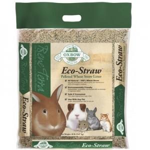 Oxbow Lecho sustrato absorbente ecologico de trigo para roedores 9.07 Kg