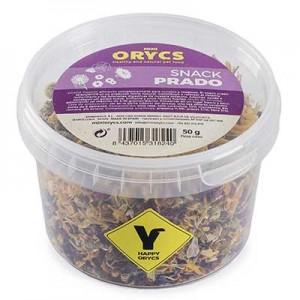 MiniOrycs Snack de Prado para conejos y cobayas