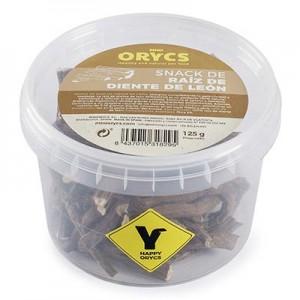 MiniOrycs Snack de Raices de diente de leon para conejos y cobayas