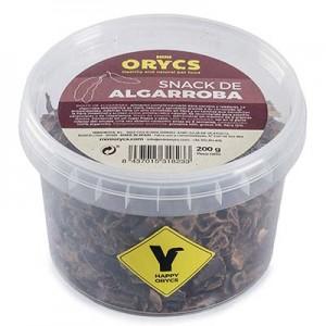 MiniOrycs Snack Algarroba para conejos y cobayas