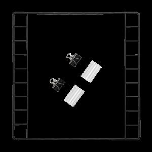Cages Cubes Kit Puerta para Jaulas CyC