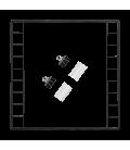 CagesCubes - KIT PUERTA para Jaulas CyC