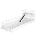 CagesCubes - Jaula CyC Deluxe 2X6 con Loft 2X1