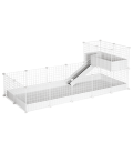 CagesCubes - Jaula CyC Deluxe 2X5 con Loft 2X1