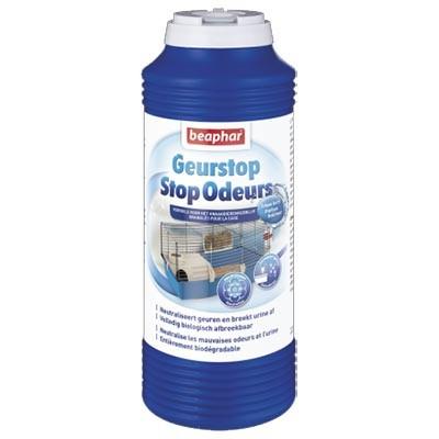 Beaphar Neutralizador de olores para jaulas de roedores 600 gr
