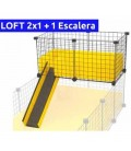 CagesCubes - LOFT 2x1 con escalera