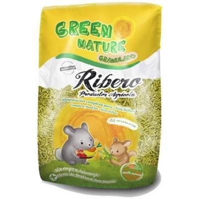 Ribero Green Nature Granulado para Chinchillas 2.5 Kg