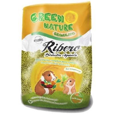 Ribero Green Nature Granulado para Cobayas