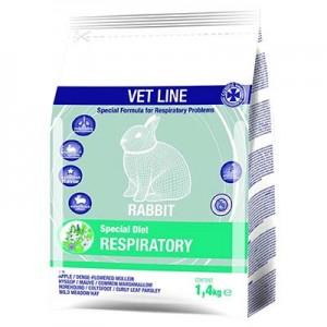 Cunipic VETLINE pienso RESPIRATORY para conejos 1.4 kg