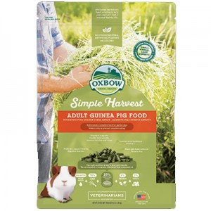 Oxbow Pienso Garden Select para Cobayas Adultas