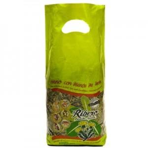 Ribero Heno de Festuca con Diente de Leon para roedores 500 gr