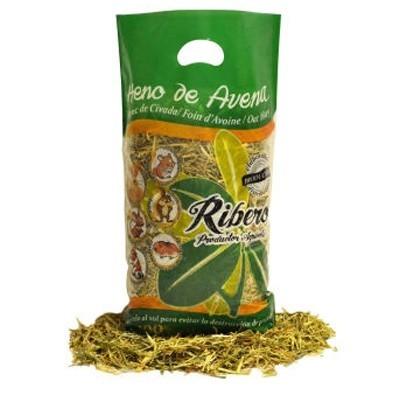 Ribero Heno de Avena para conejos y roedores