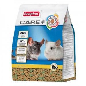Beaphar Care+ Pienso Extrusionado para Chinchillas 1.5 Kg
