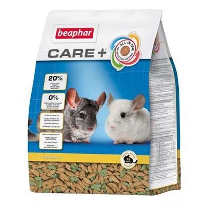 Beaphar Care+ Pienso Extrusionado para Chinchillas 1.5 Kg