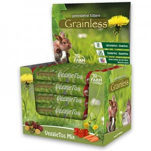 JR FARM Grainless VeggieTos Mix verduras y vegetales