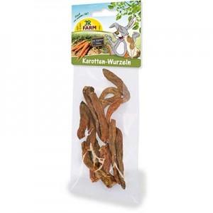 JR FARM Raices de Zanahoria para conejos y cobayas