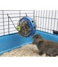 Savic Henera de bola colgante giratoria para conejos y roedores