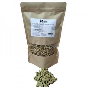 Herre nutricion animal Heno de Avena en pellet para conejos y cobayas