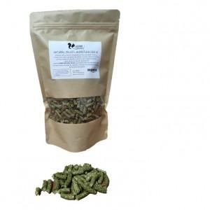 HERRE - Heno de ALFESTUCA (MIX ALFALFA+FESTUCA) en pellets 500 grs