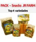 PACK JR FARM DE HIERBAS Y FRUTAS PARA ROEDORES