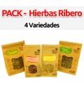 PACK RIBERO DE HIERBAS PARA ROEDORES