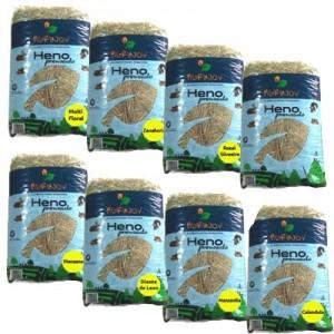 MEGAPACK - AGRINOV HENO CON 8 VARIEDADES