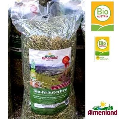 Almenland henos biologico de Austria para conejos y cobayas