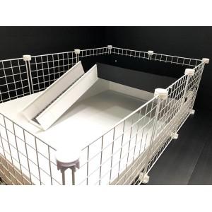 CagesCubes - LEVEL LOFT 2x1 con escalera para Jaulas CyC