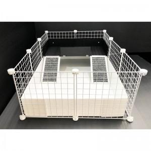 CagesCubes - LEVEL LOFT 2x1 con 2 rampas para Jaulas CyC