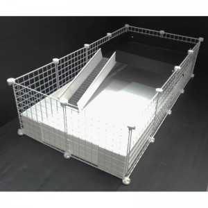 CagesCubes - LEVEL LOFT XXL 2x1.5 con escalera para Jaulas CyC