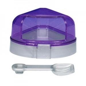 Trixie Baño higienico con palita para hamsters