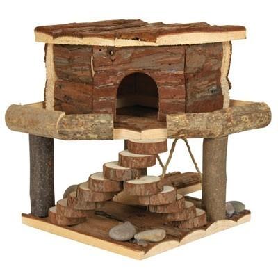 Trixie Casita IDA con escaleras para hamsters