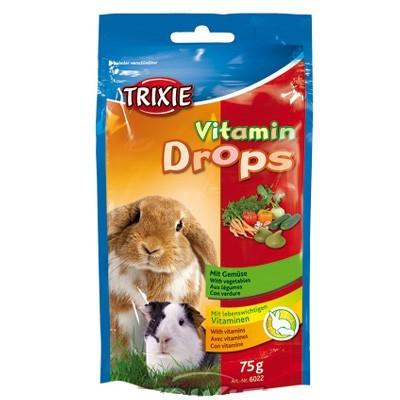 Trixie Drops golosinas vitaminadas para roedores