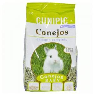 Cunipic Alimentacion para Conejos Junior o babys