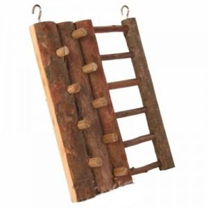 Trixie Muro para escalar de madera para hamsters, jerbos y ratones