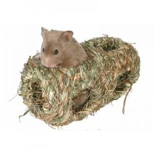 Trixie Nido refugio tunel para hamsters y pequeños roedores