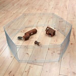 Trixie Parque de juegos para hamsters y pequeños roedores