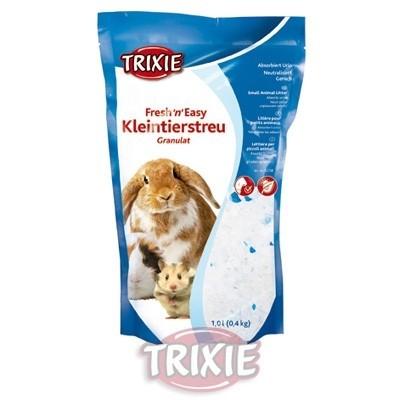 Trixie Lecho higienico con perlitas de silice para hamsters, cobayas y conejos