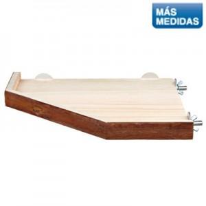 Trixie Piso / plataforma de madera para jaulas de roedores