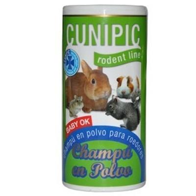 Cunipic Champu en polvo para roedores 125 gr