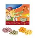 Trixie Drops Snack con 4 sabores para conejos y roedores 140 gr