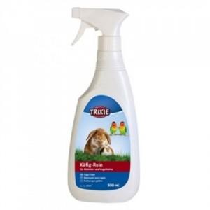 Trixie Desinfectante e higienizante en spray para jaulas de roedores 500 ml